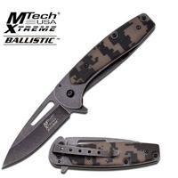 MTech Linerlock MX-A824 Camo