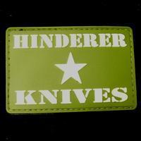 Rick Hinderer Nášivka PVC Zelená