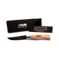 Filmam Navalha Pocket Knife MAM 2009 Black Titanium Blade