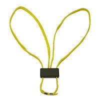 ESP-FLY Textilní pouta jednorázová žlutá