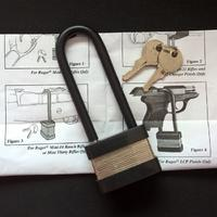 Ruger Padlock for Firearms