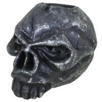 Schmuckatelli Emerson Skull Black Oxidized