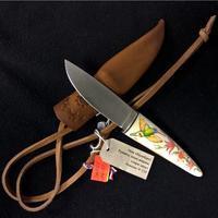 Russian Hand Made Knives - Kolibřík Neck Kinife