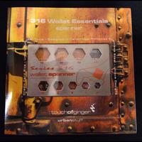 Touchofginger 316 Wallet Essentials Spanner