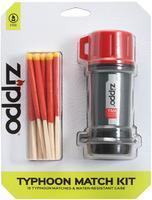 Zippo Typhoon Match Kit