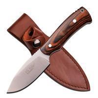 Elk Ridge Fixed Blade Dark Brown