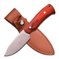 Elk Ridge Bushcraft Satin Fixed Blade