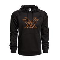 Vortex Orange Performance Hodie in XL