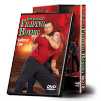 Cold Steel 3DVD Ron Balicki's Filipino Boxing
