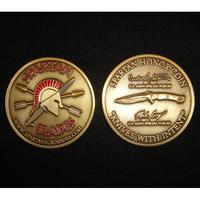 Spartan Blades Honor Coin