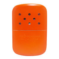 Zippo Hand Warmer Orange New - ohříváček rukou