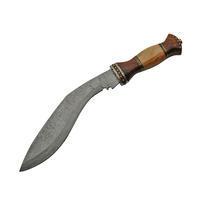 Damascus Knives Kukri Knife