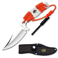 Elk Ridge Professional Fixed Blade with FireStarter