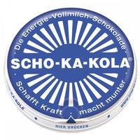 Scho-Ka-Kola Vollmilch (plechovka 100g)