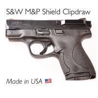 Clip Draw Pro Smith & Wesson M&P Shield