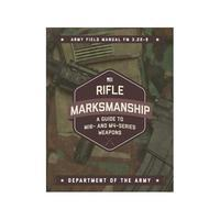 Army Field Manual FM 3.22-9 Guide To M16 and M4 Series Weapons