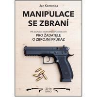 Kniha Bezpečná manipulace se zbraní, vydání 2016/2017