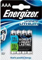 Energizer Lithium Ultimate LR03/4