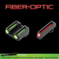 Truglo Fiber Optic Set pro Glock 42/43