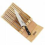 Cutlery Set Wood Block