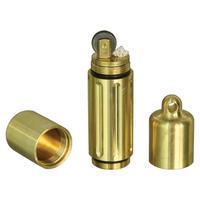 Lighter Vault Brass