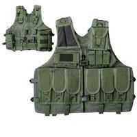 Vega Holster Cordura Spec. Operat. Tact. Vest Green