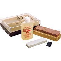 Gatco Natural Arkansas Sharpening Kit