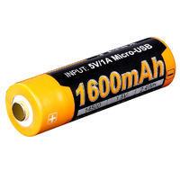 Fenix nabíjecí AA batrerie 5V