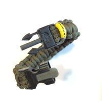 Kodiak Paracord Survival Braid By Outdoor Element Green L