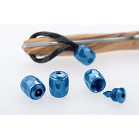 Lionsteel Tip Titanium Pearl With Screw Blue