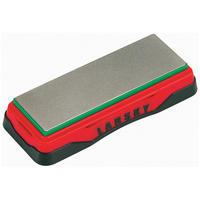 "Lansky 6"" Diamond Bench Stone Green Medium Grit"