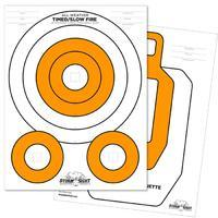 Rite in the Rain All Weather Close Range Target 25 Sheets 2 Sided