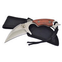 Frost Cutlery Whitetail Boot Skinner Brown