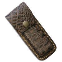 Leather Belt Sheat Crocodile Big