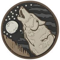 Maxpedition Wolf Patch Arid - Nášivka