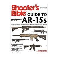 Kniha Shooters Bible, Guide To AR-15s