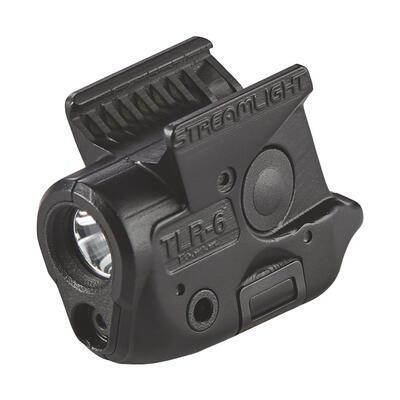 Streamlight TLR-6 Svítilna s laserem pro Glock 43X MOS/48 MOS a 43X Rail/48 Rail