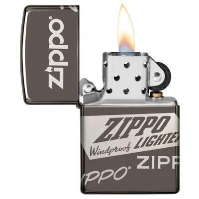 Zippo Logo Design - 1