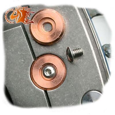 Rick Hinderer Lockbar Stabilizer Copper