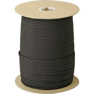 Para Cord Parachute Cord Black