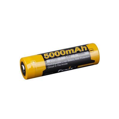 Fenix Nabijeci Li-ION Baterie 21700 5000mAh