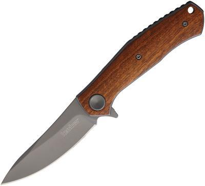 Kershaw Concierge Linerlock Wood 4020 - 1