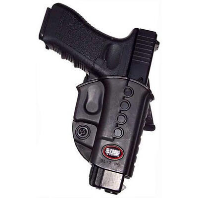 Fobus GL-2 ND BH Pouzdro II. gen. s průvlekem pro Glock 17; 23...