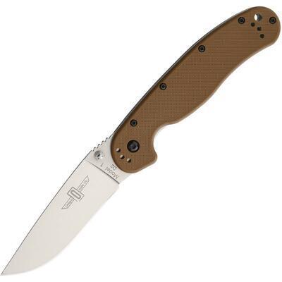 Ontario RAT-1 D2 Coyote Brown