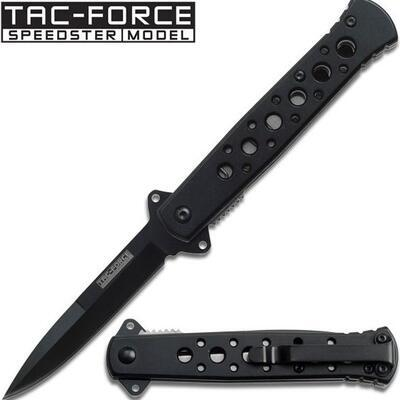 Tac-Force 698BK Stilleto
