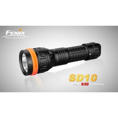 Fenix SD10 930Lum. Diving Light
