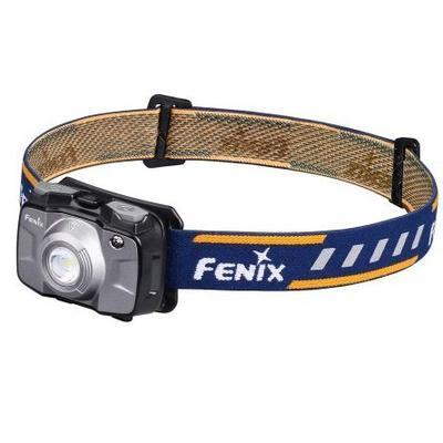 Fenix Čelovka HL30 XP-G3 šedá