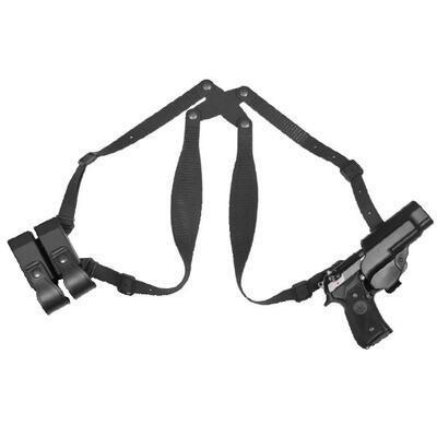 Vega Holster Shockwave Shoulder Holster for Glock 17/22
