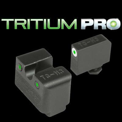 Truglo Tritium Pro Night Sight Set mířidel pro pistole Glock MOS - 1