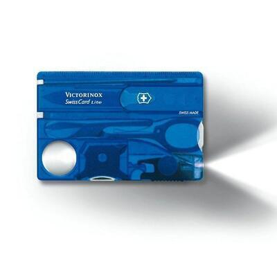 Victorinox SwissCard Lite Blue
